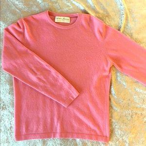 Ballantyne 💯 cashmere sweater made in Scotland